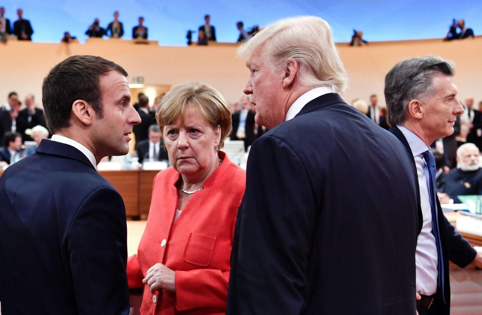 Бунт на корабле G20: европейцы резко отвергли предложение США