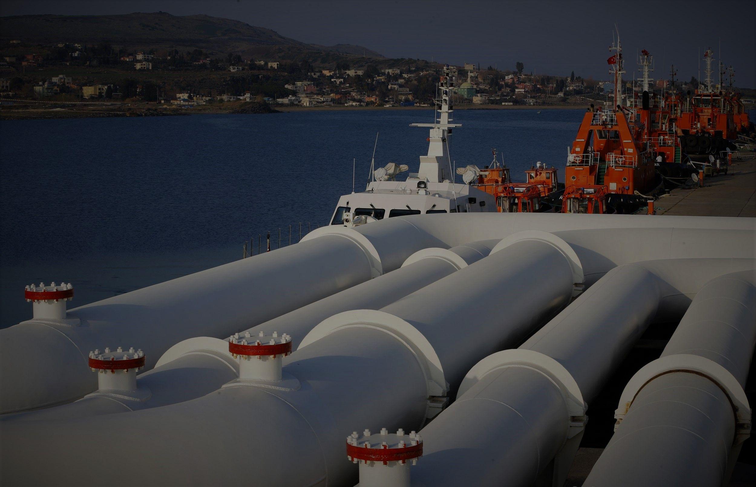«Турецкий поток» вышел на рекордный уровень за 11 месяцев эксплуатации газопровода