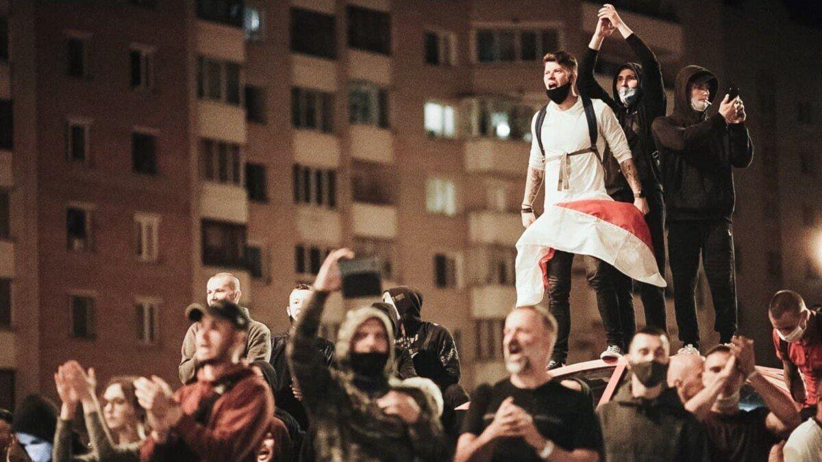 Тихановская анонсировала массовые протесты в Беларуси