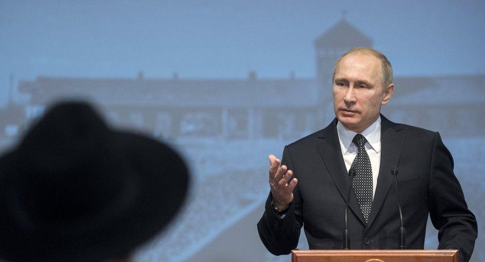 Путин: Россия и Израиль возмущены попытками пересмотреть итоги Второй мировой войны