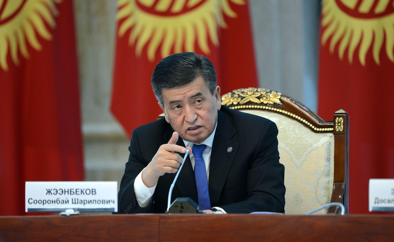 Жээнбеков жестко раскритиковал Совбез Кыргызстана за просчеты в борьбе с COVID-19