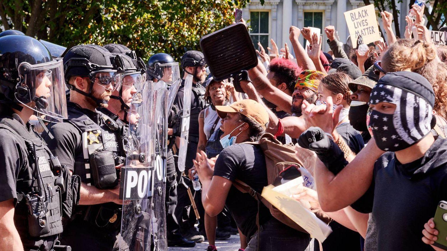 Механика американского бунта: движение BLM как суррогат социальной революции