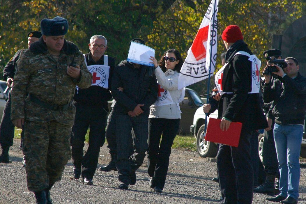 Россия внесет €2 млн на деятельность Красного креста в Карабахе