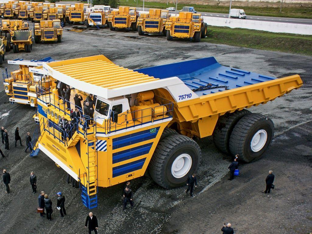 Гордость машиностроения Белоруссии – БелАЗ – останавливается