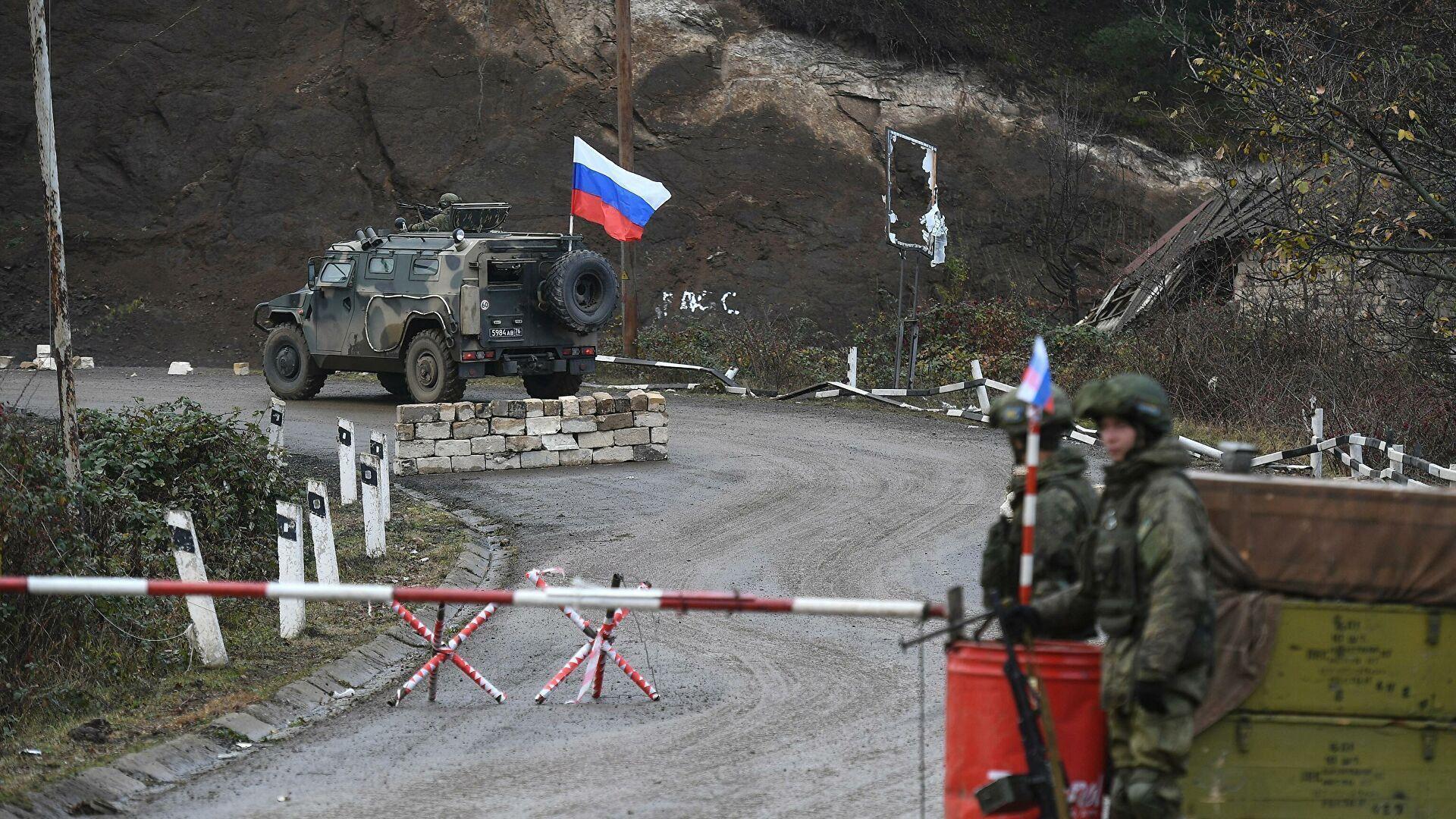 Алиев прокомментировал будущее российских миротворцев в Нагорном Карабахе