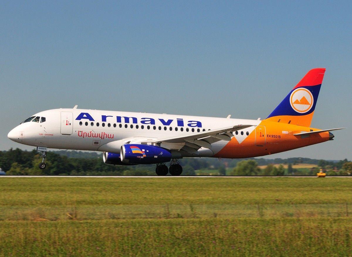 В США призвали не летать авиакомпаниями Армении