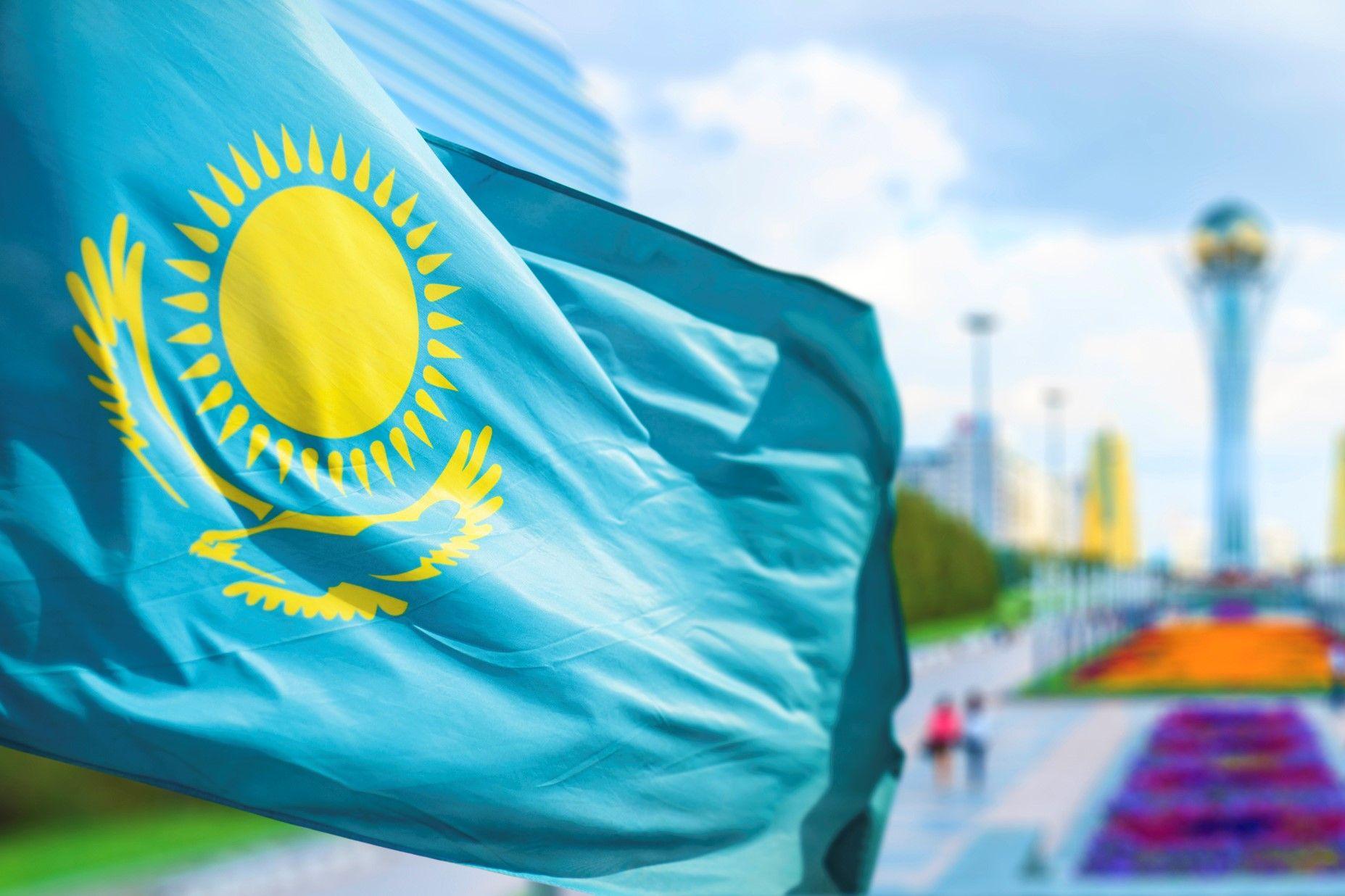 этой фотографии флага казахстана улар, другое
