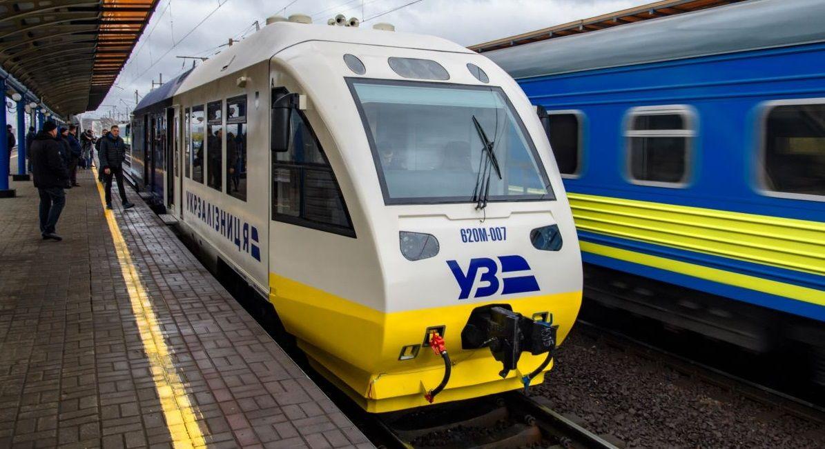 Германии могут передать управление «Украинскими железными дорогами»