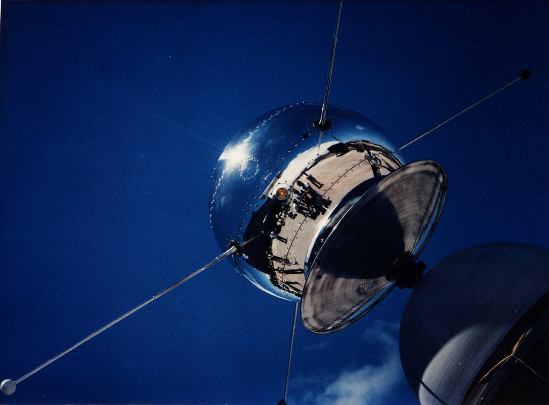 Запуск спутника картинки