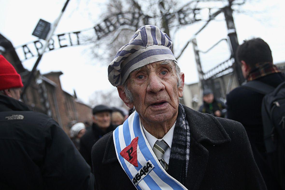 Израиль назвал Красную армию главным освободителем Освенцима