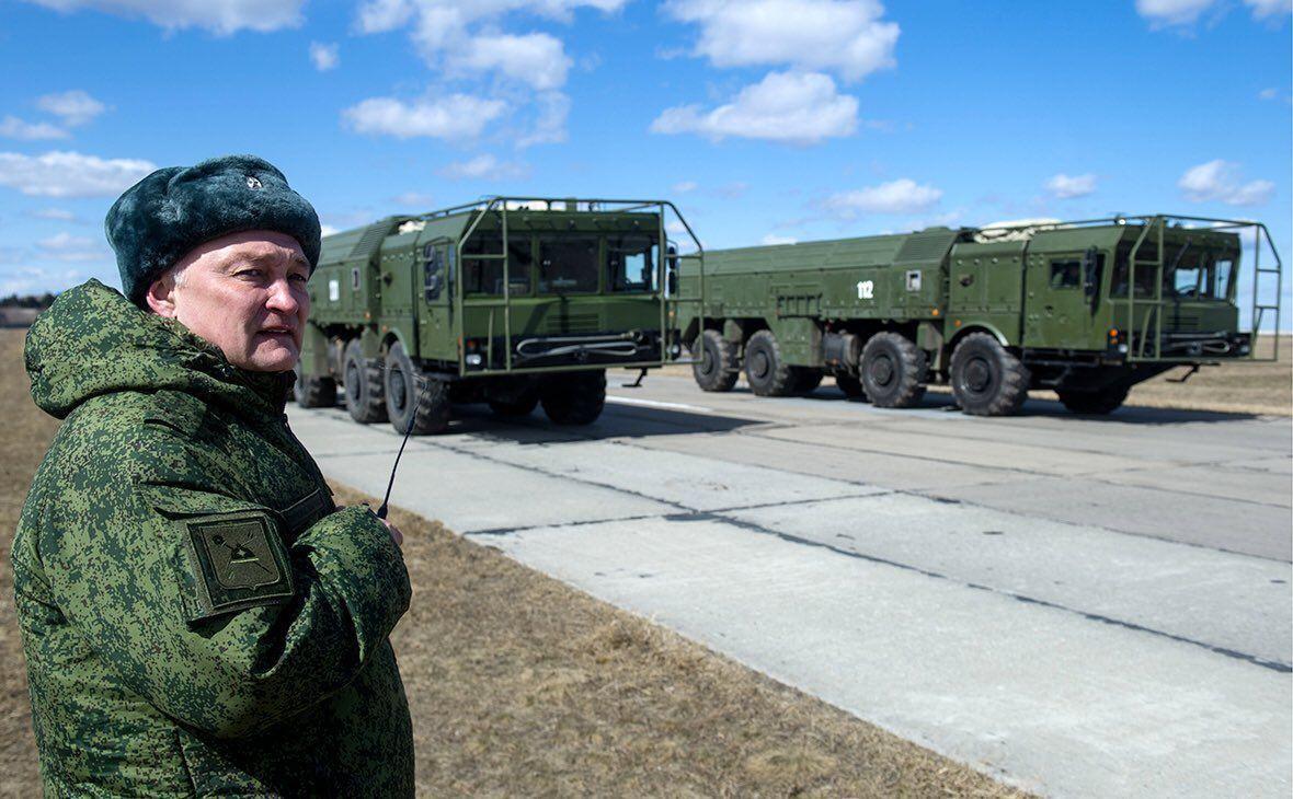 В Минобороны России ответили на заявление Пашиняна об «Искандерах»