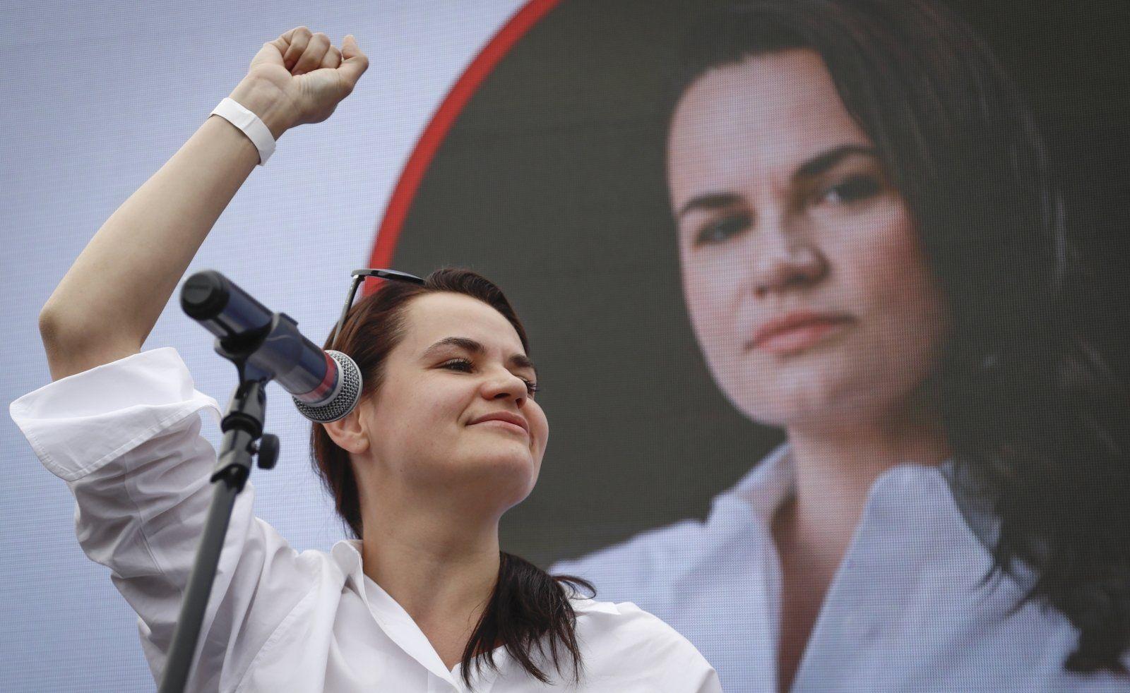 Тихановская выступила с новым призывом к белорусам
