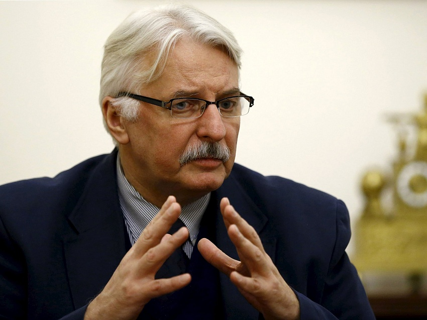 Президент Грузии провел встречу сглавами МИД Швеции иПольши