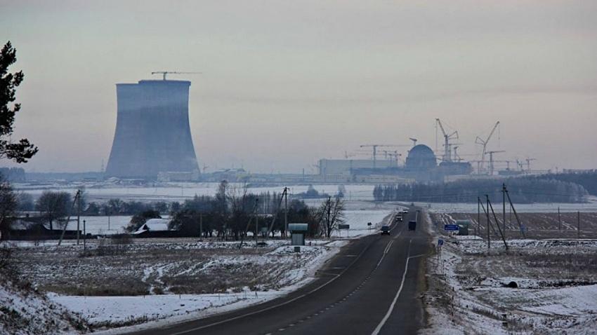 НаБелАЭС установили корпус 2-го  реактора