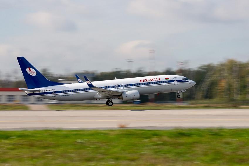 Авиасообщение между Новосибирском иМинском откроют вконце весеннего периода предстоящего 2018