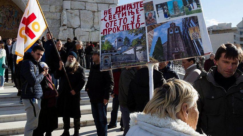 Раскол в Черногории: к чему приведет противостояние властей и Сербской православной церкви