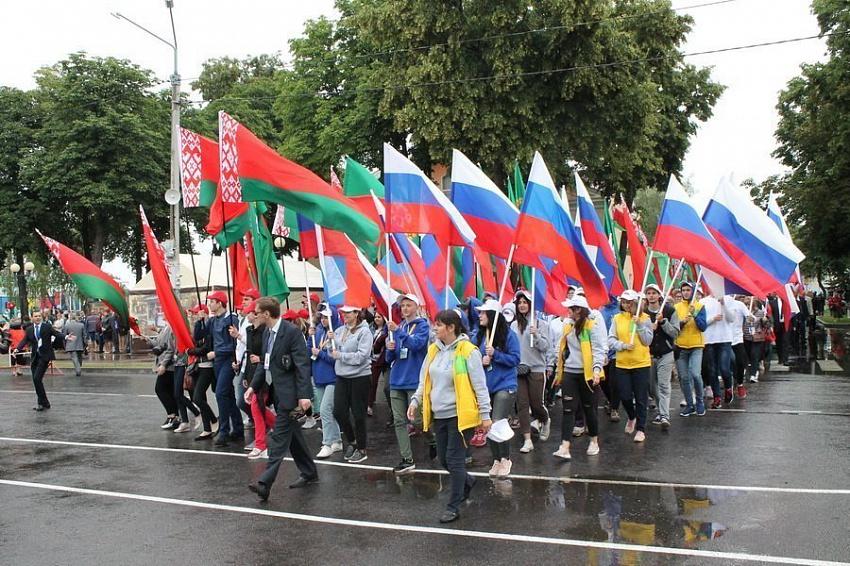 Лукашенко призвал расширять белорусско-российское сотрудничество впротивовес «протекционизму иизоляционизму»