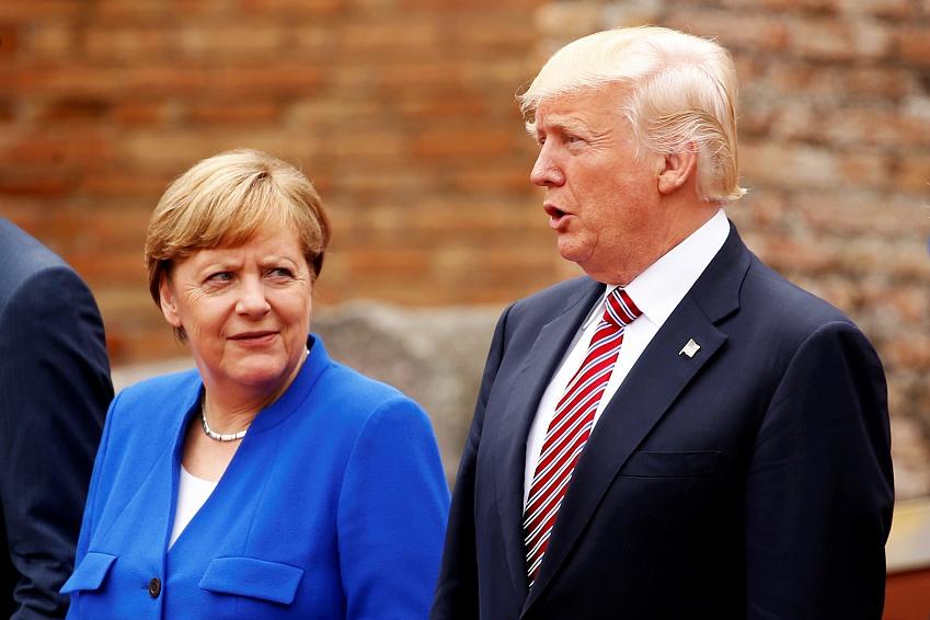 EC пригрозил США пошлинами на35млрдевро