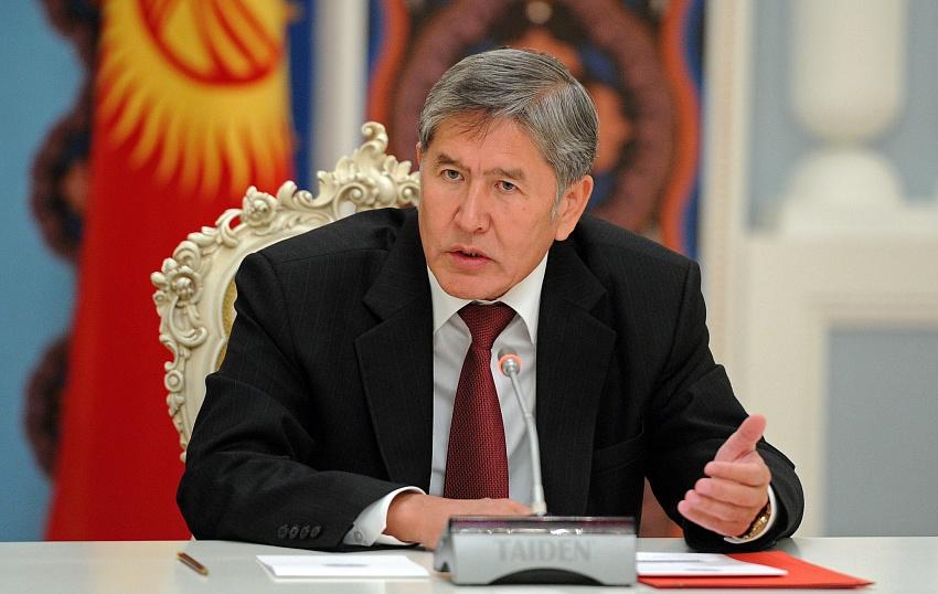 Стала известная дата президентских выборов вКиргизии