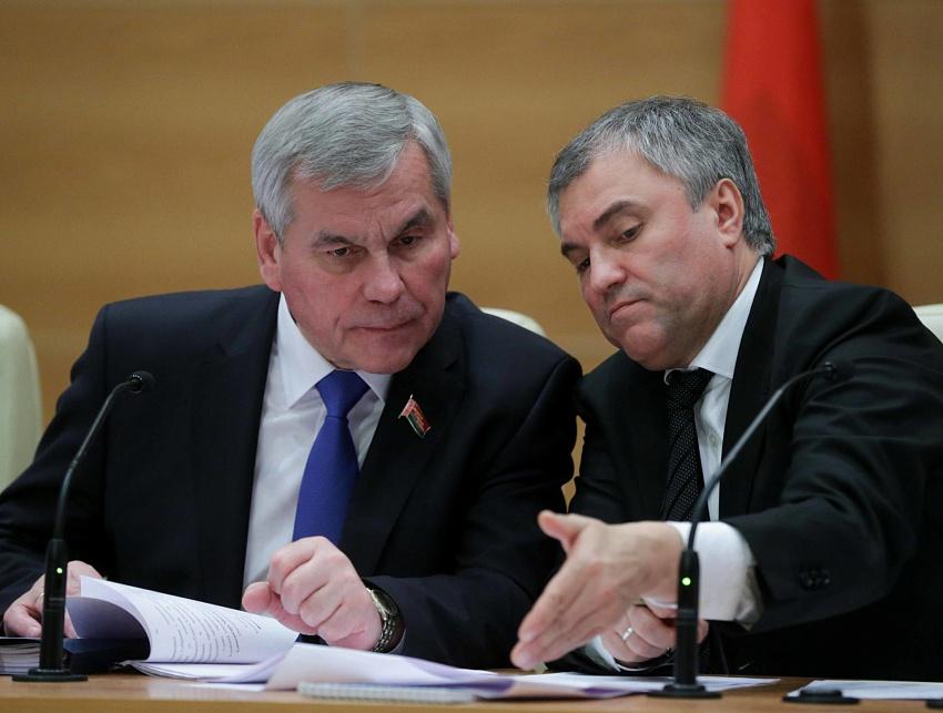 Вбелорусском парламенте обвинили РФ в несоблюдении норм ЕАЭС