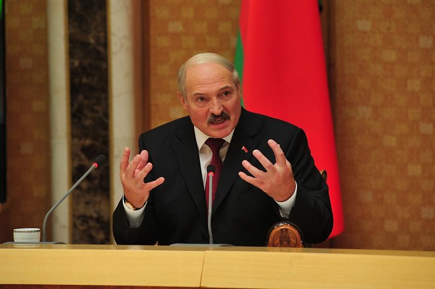 Лукашенко объявил, что непойдёт накомпромиссы ввопросах суверенитета