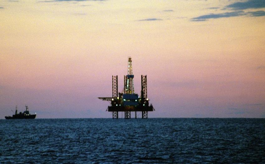 Россия нашла нефть на шельфе в Восточной Арктике
