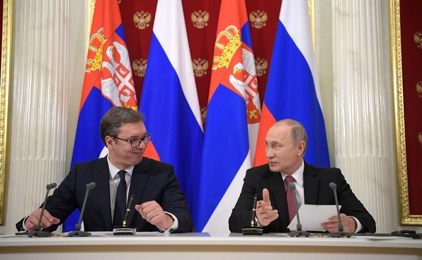 Вучич сказал, чего хотелабы Сербия отЕАЭС