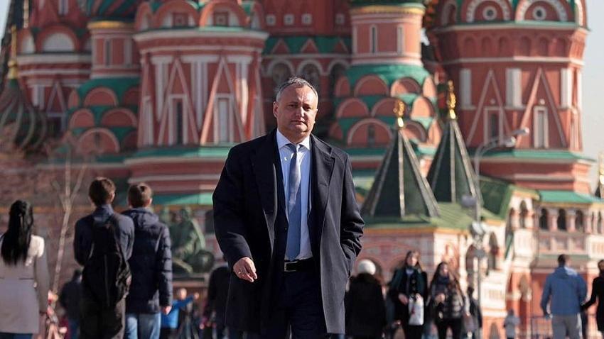 Додон попросил руководителя Роспотребнадзора расширить линейку молдавского экспорта