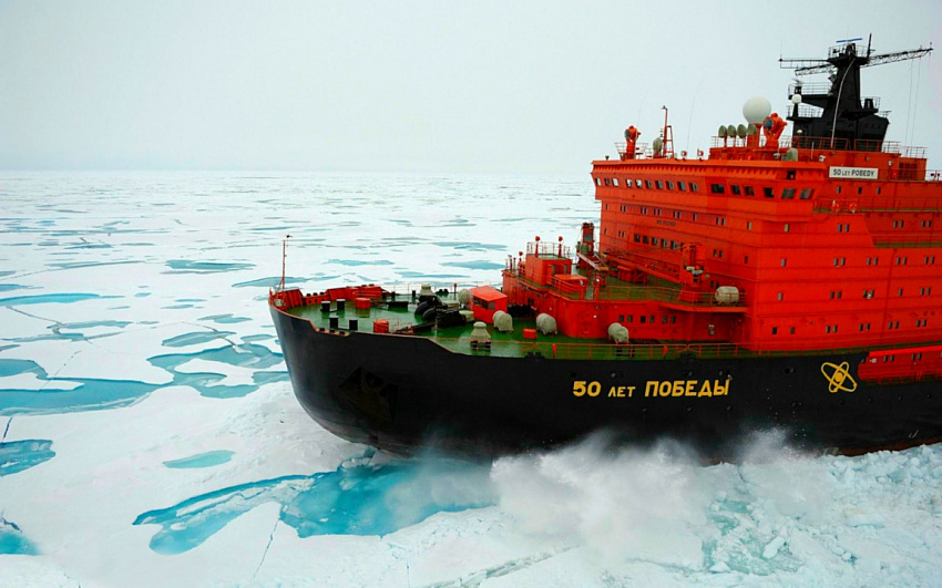 The competition among the global players in the Arctic is rising – expert