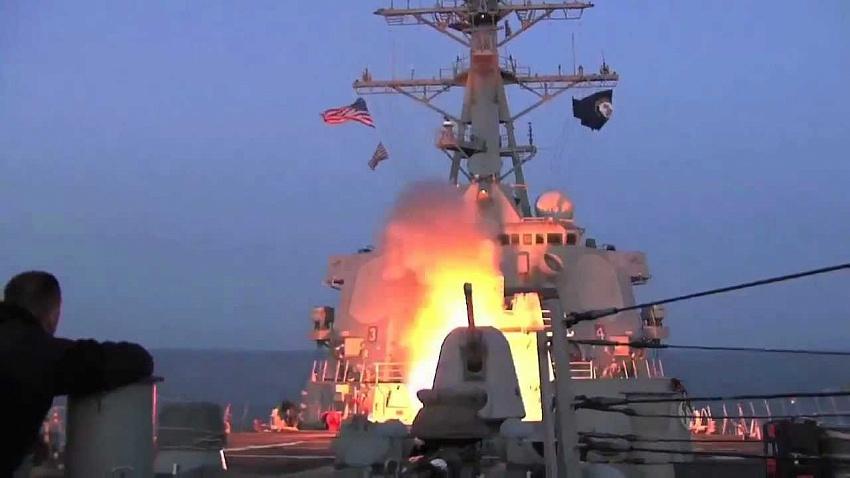 Сирийский рубеж. 6 следствий удара США по Сирии