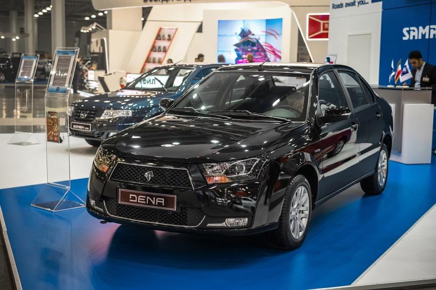 В Республики Беларусь  наладят сборку иранских авто