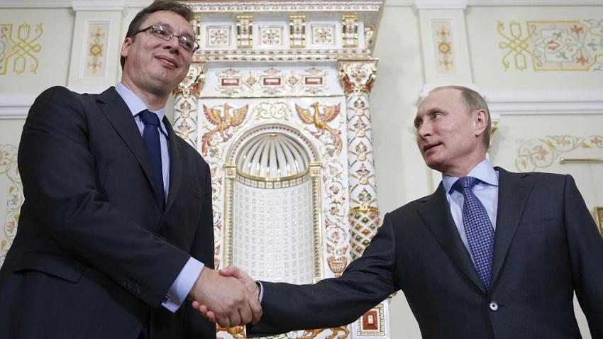 Сербия хотелабы заключить соглашение озоне свободной торговли сЕАЭС