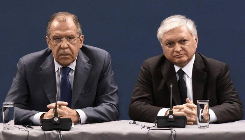 МИД анонсировал визит Лаврова вАрмению