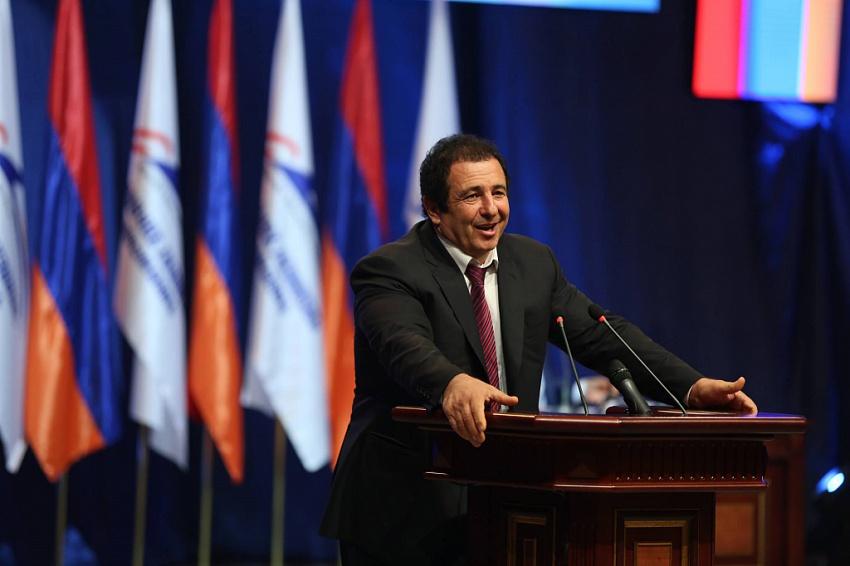 Процветающая Армения поддержит кандидата от правящей коалиции – Царукян
