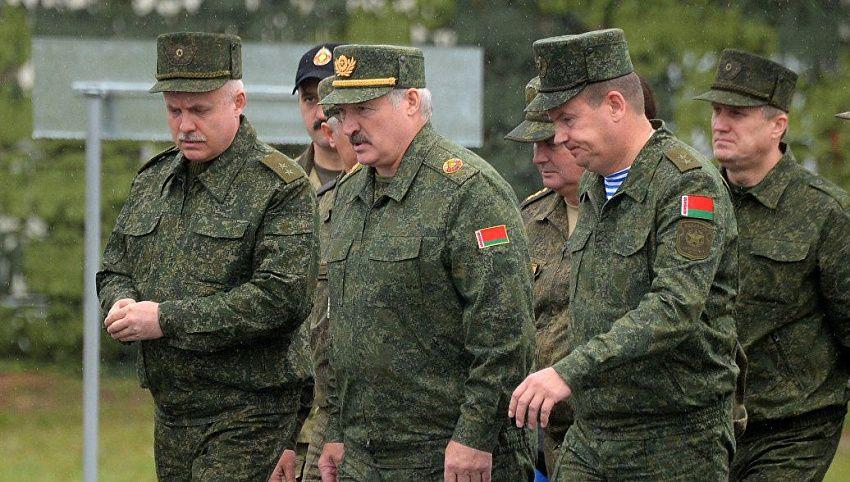 Лукашенко предупредил Литву об «асимметричном ответе» на учения НАТО