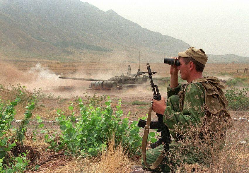 Россия, Узбекистан и Таджикистан проведут военные учения у границы с Афганистаном