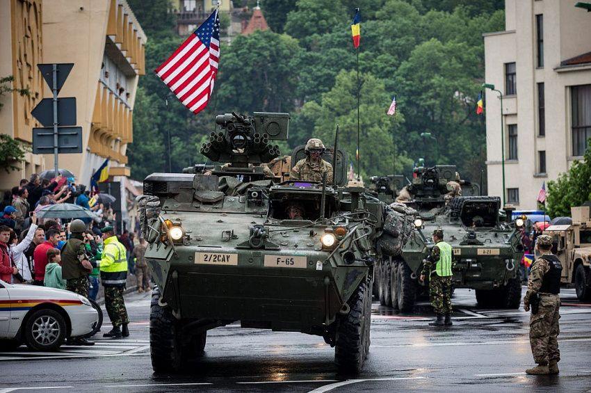 «Холодный расчет»: США сократят военную поддержку Евросоюза