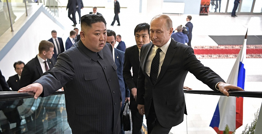 Expert: Putin – Kim Jong-un's Summit to Have Big Impact on the Way US Approach Korean Question