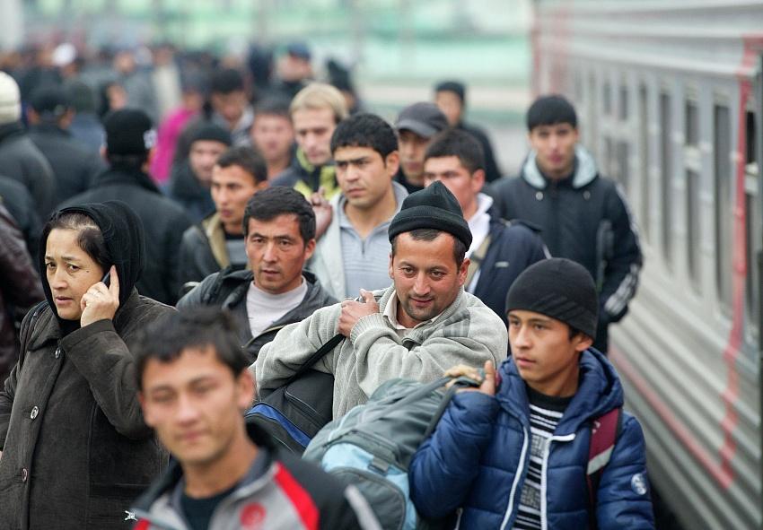 МВД: натерритории РФ находятся практически 10 млн иностранцев