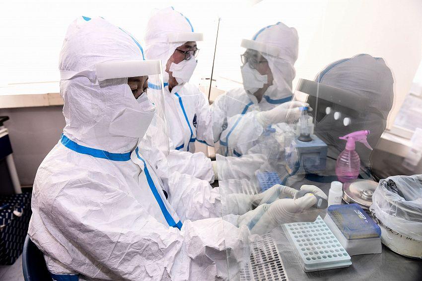 как вывести коронавирус